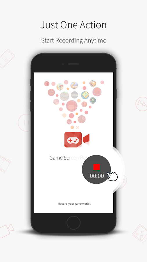 DG Game Screen Recorder Screenshot 2