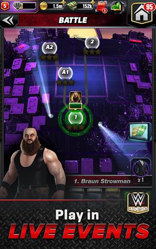 WWE Champions - Free Puzzle RPG Game screenshot 16