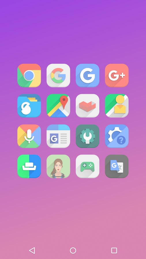 Vopor - Icon Pack Screenshot 9