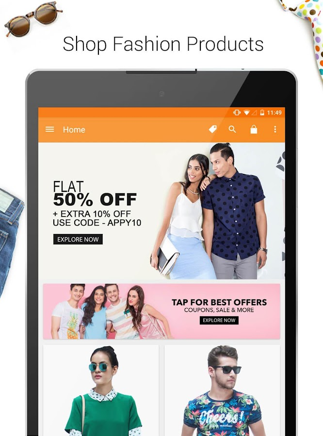 Jabong-Online Fashion Shopping Screenshot 8