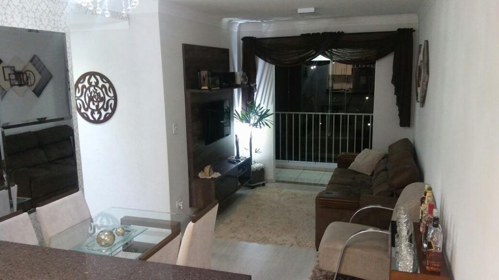 [Apartamento residencial à venda, Jardim Tamoio, Jundiaí.]