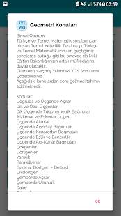 TYT & YKS Yeni Sınav Sistemi APK for Kindle Fire