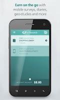 Screenshot of e-Rewards Mobile
