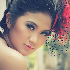 Beauty Indeed by Arifandi Raditya - People Portraits of Women ( fashion, model, woman, beauty, portrait )