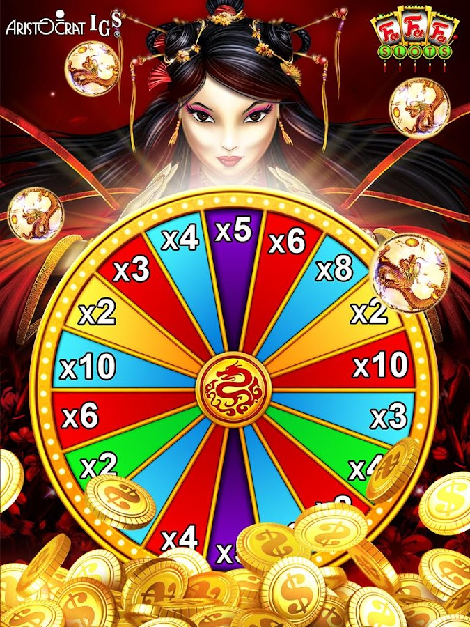 FaFaFa - Real Casino Slots Screenshot 8
