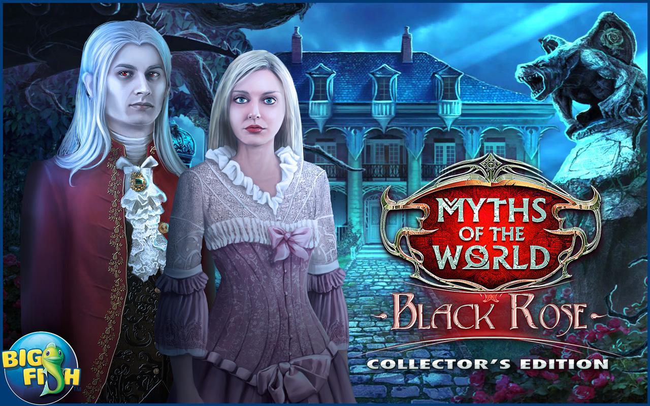 Myths: Black Rose (Full) Screenshot 4
