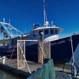 by Barbara Boyte - Transportation Boats
