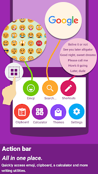 Ai.type Keyboard Plus + Emoji APK screenshot thumbnail 19