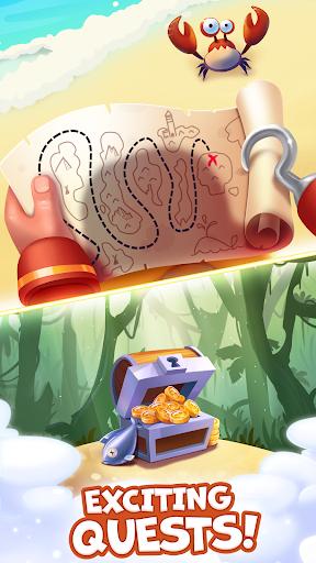 Pirate Treasures - Gems Puzzle screenshot 23