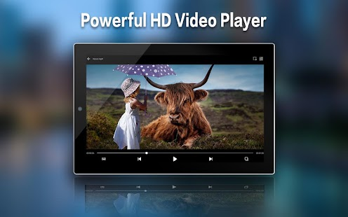 HD Video Player APK for Bluestacks