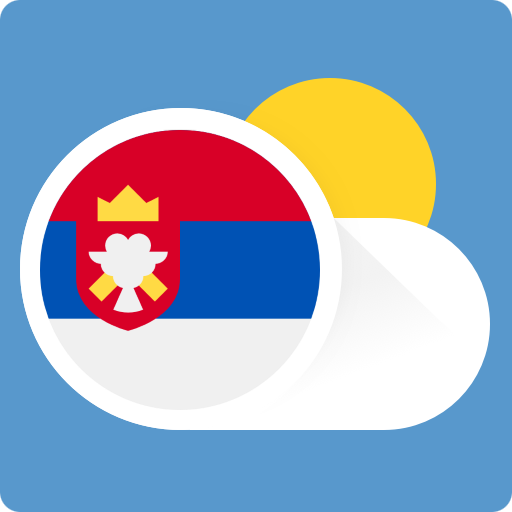 Android aplikacija Веатхер Сербиа