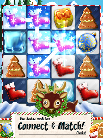 android Xmas Swipe Screenshot 4