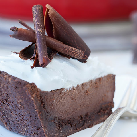 Chocolate Pudding Pie with Chocolate Cookie Crust