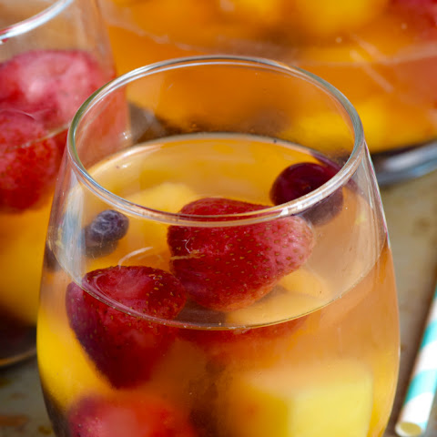 Frozen Fruit Sangria