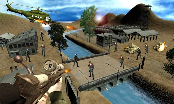 Border Army Sniper APK screenshot thumbnail 13