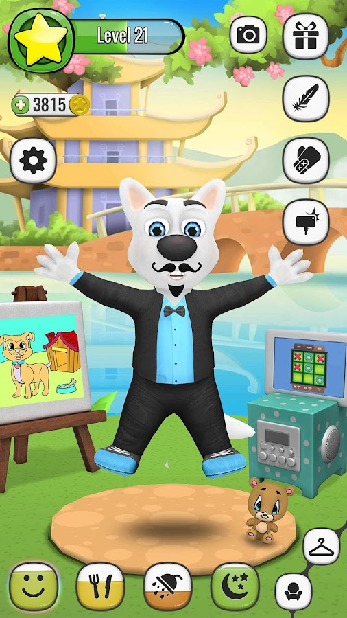 My Talking Dog 2 - Virtual Pet Screenshot 4