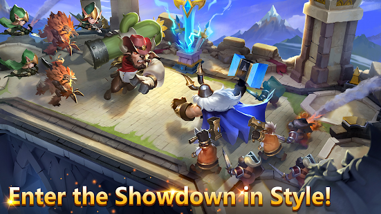 Game Castle Clash APK for Windows Phone