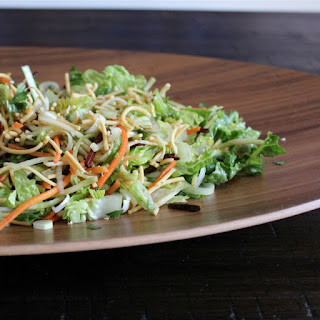 Crunchy Romaine Noodle Salad Recipes