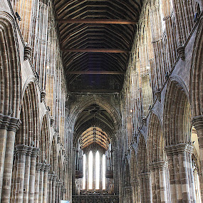 medieval beauty by Cosmin Popa-Gorjanu - Buildings & Architecture Places of Worship ( glasgow, cathedral, medievalist interest, medieval architecture, gothic architecture )