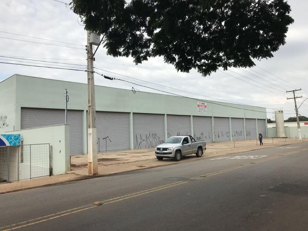 Barracão comercial para alugar - Av Norte Sul - Bragança Paulista/SP