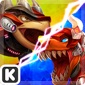Dinowar: Ankylo vs Tyranno APK for Lenovo