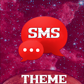 Galaxy Theme GO SMS PRO APK for Ubuntu