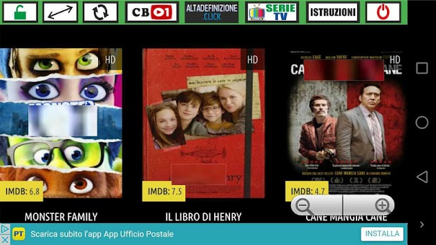 Cineflix APK screenshot thumbnail 12
