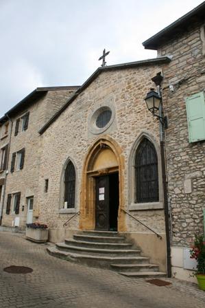 photo de Chapelle Saint Fortunat (Chapelle Saint Fortunat)