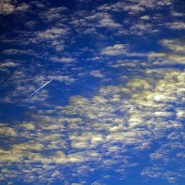 by Kishu Sing - Transportation Airplanes