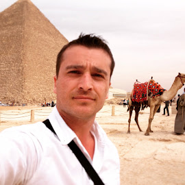 Cairo 2015 by Dural Yusein - Buildings & Architecture Public & Historical ( #egypt #pyramids #cairo #heops #holiday #camel )