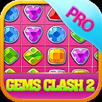 Gems Clash 2 Icon