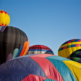 Balloon Fest by Robert Harmon - News & Events Entertainment ( balloon, objects )