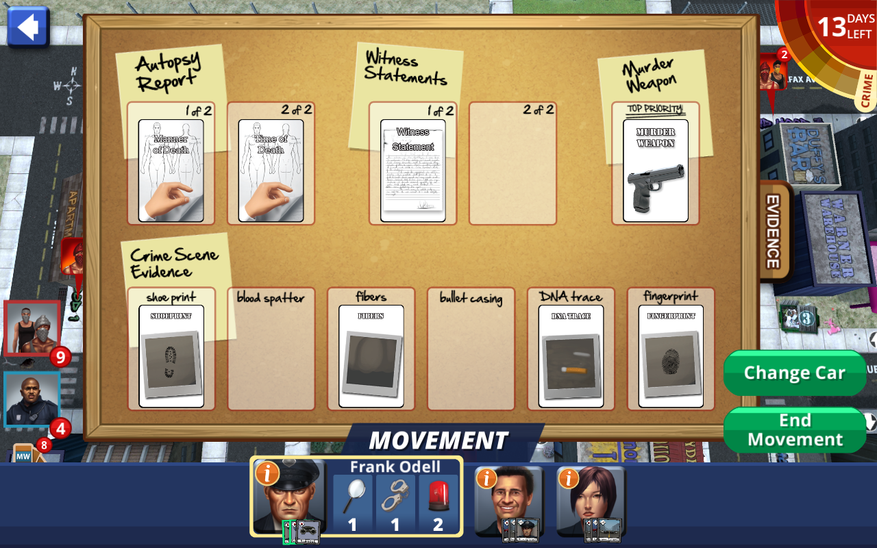 Police Precinct: Online Screenshot 13