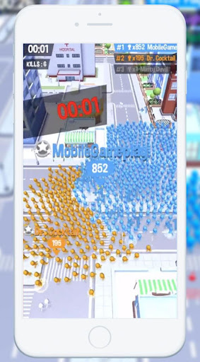 Crowd City.io For PC