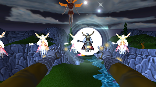 VR Mage Vanguard - screenshot