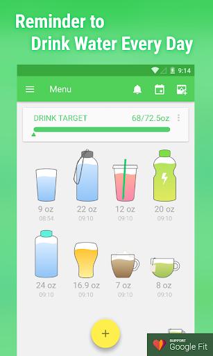 Water Drink Reminder screenshot 1