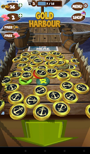 Gold Harbour Coin Pusher - screenshot