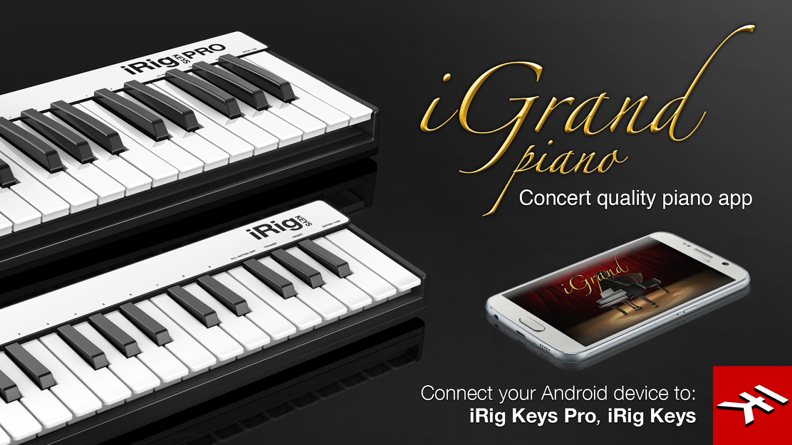 iGrand Piano Screenshot 1