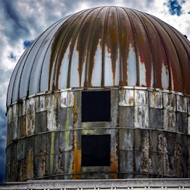 The Dome  by Todd Reynolds - Buildings & Architecture Decaying & Abandoned