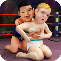 Kids Wrestling: Smack the super junior wrestlers For PC