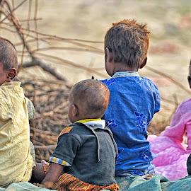 by Nj Javed - Babies & Children Children Candids
