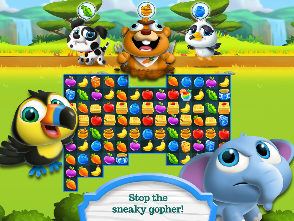 Hungry Babies Mania Screenshot 13