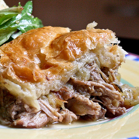 Pork & Apple Pot Pie