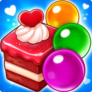 Pastry Pop Blast - Bubble Shooter For PC