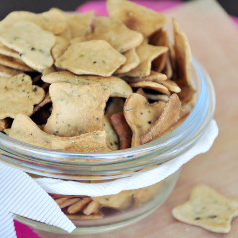 Black Tea Mini Crackers