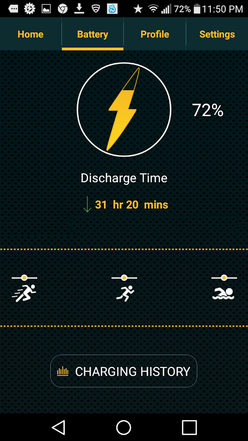 Battery Saver - SMOptimizerPRO Screenshot 1