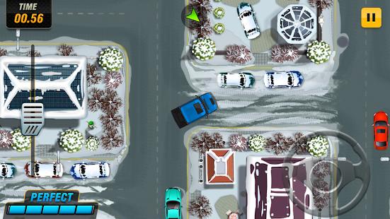 APK Game Parking Frenzy 2.0 for BB, BlackBerry