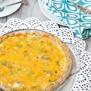 Low Fat Broccoli And Cheese Quiche Recipes