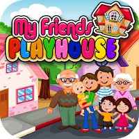 My Pretend House - Kids Family & Dollhouse Games on PC / Download (Windows 10,7,XP/Mac)