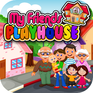 My Pretend House - Kids Family & Dollhouse Games For PC (Windows & MAC)